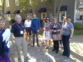 10/22 – 10/23/15 Globalaw Conference Tours (Yadkin Valley Wine Tour / Lake Norman Site Seeing / Lunch Tour