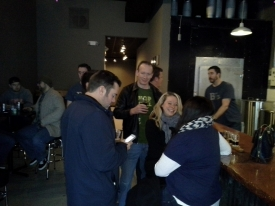 2/21/15 Lake Norman Brew Ha Ha Tour