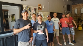 6-16-18 Rebecca Walke Father's Day Private Brew Ha-Ha Tour